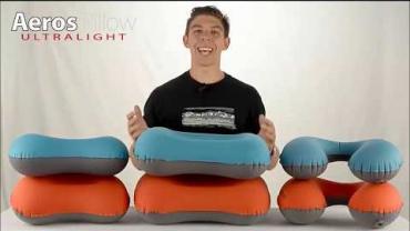 Embedded thumbnail for Poduszki Aeros Pillow Ultralight