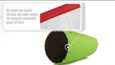 Embedded thumbnail for Lightweight Dry Sack