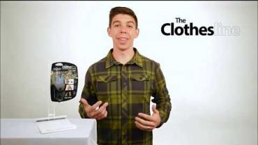 Embedded thumbnail for Linka na pranie The Clothesline