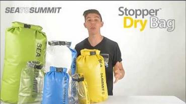 Embedded thumbnail for Worek wodoszczelny Stopper Dry Bag
