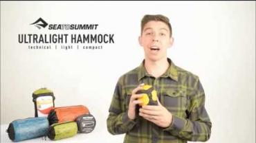 Embedded thumbnail for Hamak Ultralight Hammock