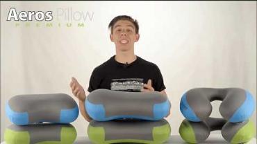 Embedded thumbnail for Poduszki Aeros Pillow Premium
