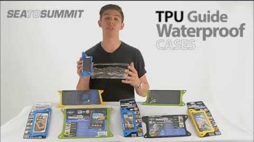 Embedded thumbnail for Pokrowce TPU Guide Waterproof Cases