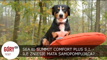 Embedded thumbnail for Sea to Summit comfort plus S.I. - ILE ZNIESIE MATA SAMOPOMPUJĄCA?