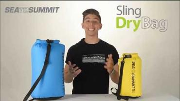 Embedded thumbnail for Wodoszczelny worek Lightweight Sling Dry Bag